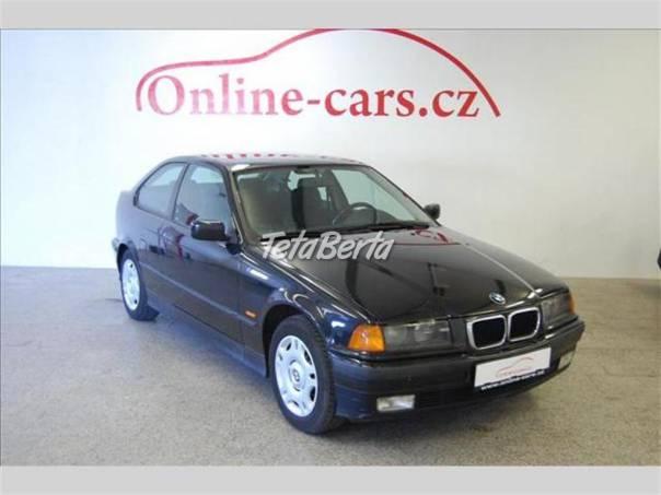 BMW Řada 3 316 1.6 i COMPACT, foto 1 Auto-moto, Automobily | Tetaberta.sk - bazár, inzercia zadarmo