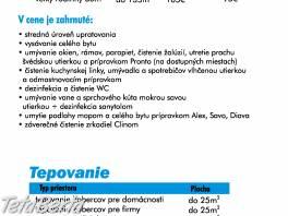 Upratovanie , Obchod a služby, Spolupráca  | Tetaberta.sk - bazár, inzercia zadarmo