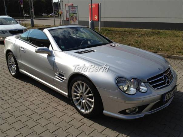 Mercedes-Benz Třída SL AMG 380 kW, TOP STAV !, foto 1 Auto-moto, Automobily | Tetaberta.sk - bazár, inzercia zadarmo