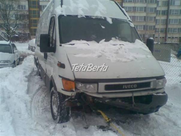 Iveco  2,8, foto 1 Auto-moto   Tetaberta.sk - bazár, inzercia zadarmo