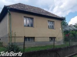 Predám domček na polosamote v obci Krná,okres Poltár , Reality, Chaty, chalupy  | Tetaberta.sk - bazár, inzercia zadarmo