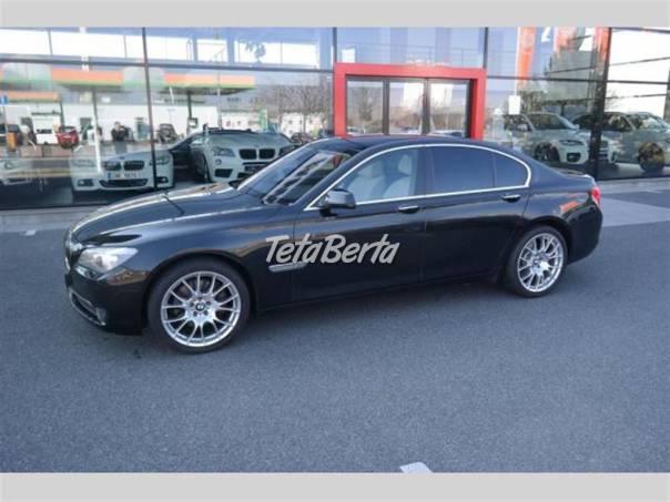 BMW Řada 7 740d TOP VÝBAVA VELMI PĚKNÉ, foto 1 Auto-moto, Automobily   Tetaberta.sk - bazár, inzercia zadarmo