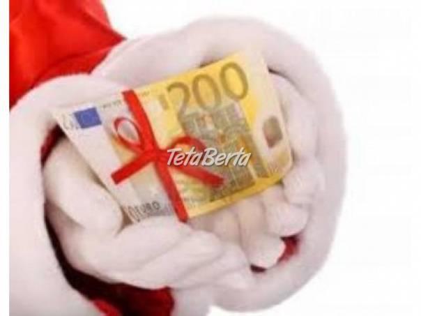 Ponuka núdzového úveru, foto 1 Obchod a služby, Financie | Tetaberta.sk - bazár, inzercia zadarmo
