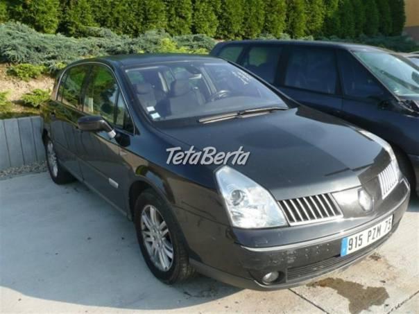 Renault Vel Satis 2.2 dci tel:, foto 1 Auto-moto   Tetaberta.sk - bazár, inzercia zadarmo