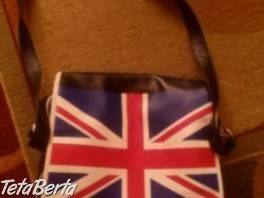 Predám tašku na plece do školy. V Britskom štýle, málo nosená, je ako nová. Rozmery: šírka-41cm,dlžka - 34cm. , Pre deti, Školské potreby  | Tetaberta.sk - bazár, inzercia zadarmo