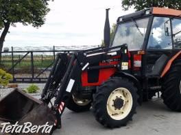 Zetor 5340 Predám Traktor S Nakladacom , Poľnohospodárske a stavebné stroje, Poľnohospodárské stroje  | Tetaberta.sk - bazár, inzercia zadarmo