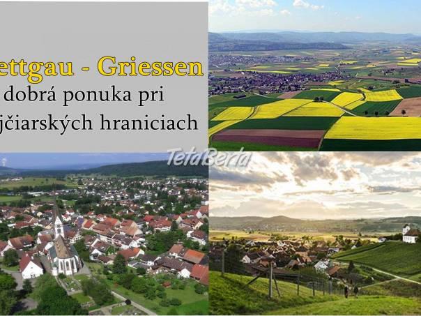 Klettgau-Griessen – OPATROVANIE v PEKNEJ OBLASTI, foto 1 Práca, Zdravotníctvo a farmácia | Tetaberta.sk - bazár, inzercia zadarmo