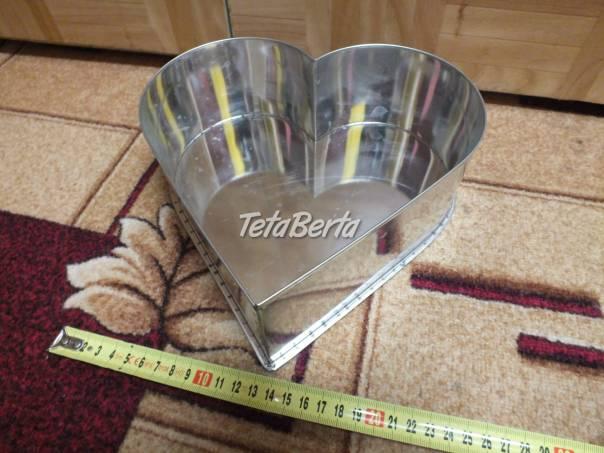 Predám formu na pečenie - srdce., foto 1 Hobby, voľný čas, Ostatné   Tetaberta.sk - bazár, inzercia zadarmo