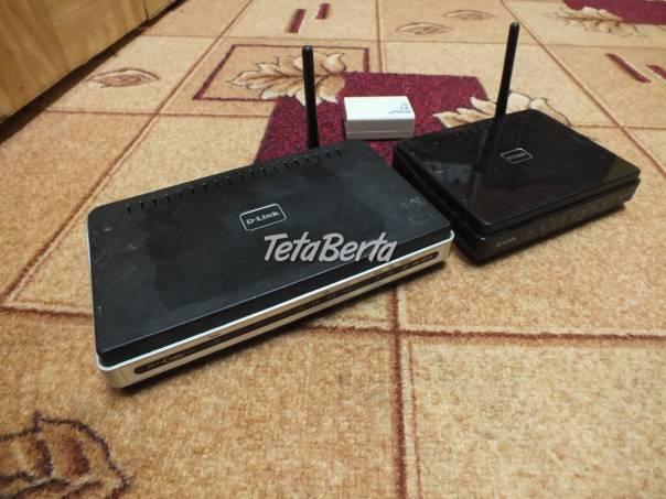 Predám ADSL routre bez adaptérov., foto 1 Elektro, Ostatné   Tetaberta.sk - bazár, inzercia zadarmo