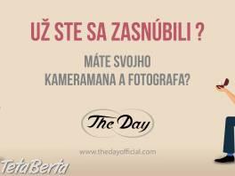 Svadobný klip aj s dronovými zábermi – The Day , Obchod a služby, Ostatné  | Tetaberta.sk - bazár, inzercia zadarmo