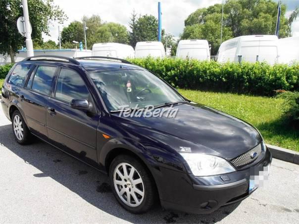 Ford Mondeo 2,0 TDCi, kombi+4x Alu+4xplech kola, foto 1 Auto-moto, Automobily | Tetaberta.sk - bazár, inzercia zadarmo