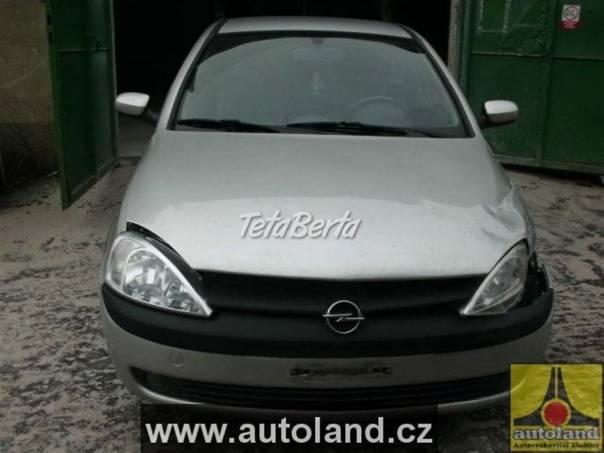 Opel Corsa 1,4, foto 1 Auto-moto   Tetaberta.sk - bazár, inzercia zadarmo