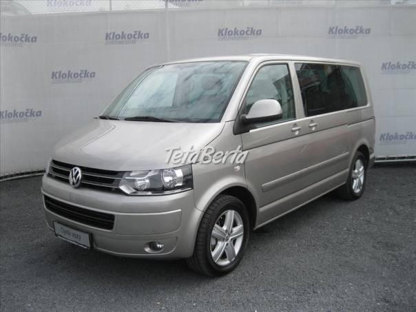 Volkswagen Multivan 2,0 BiTDI Comfortline, foto 1 Auto-moto, Automobily | Tetaberta.sk - bazár, inzercia zadarmo