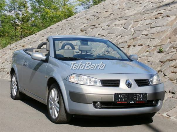 Renault Mégane 1.9DCi PRIVILEGE  PANORAMA, foto 1 Auto-moto, Automobily | Tetaberta.sk - bazár, inzercia zadarmo