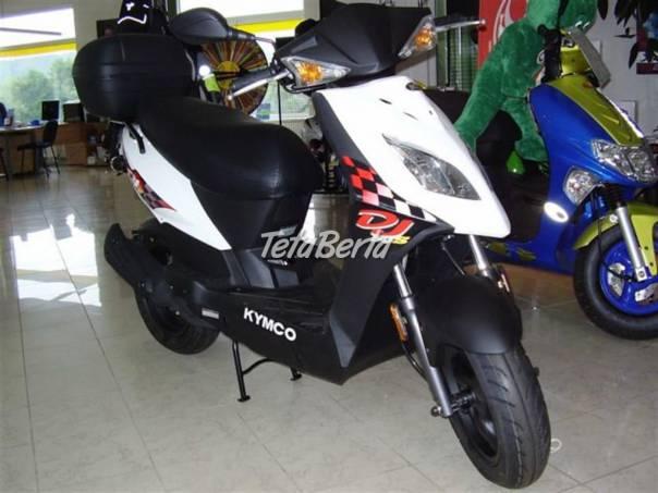 Kymco Agility DJ 50 + box, foto 1 Auto-moto | Tetaberta.sk - bazár, inzercia zadarmo