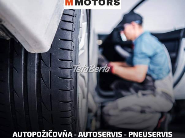 MMotors Autopožičovňa, Pneuservisu,Autoservis , foto 1 Auto-moto, Autoservis   Tetaberta.sk - bazár, inzercia zadarmo