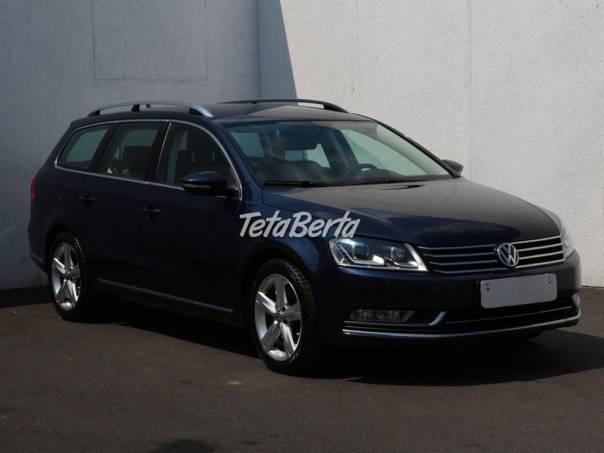 Volkswagen Passat  2.0 TDI, Serv.kniha, xenon, foto 1 Auto-moto, Automobily | Tetaberta.sk - bazár, inzercia zadarmo