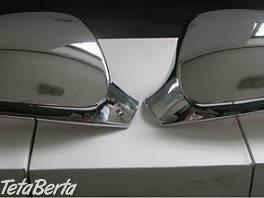 VW PASSAT B6 B7 3C CHROM KRYTY ZRKADIEL , Náhradné diely a príslušenstvo, Ostatné  | Tetaberta.sk - bazár, inzercia zadarmo