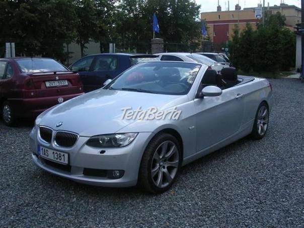 BMW Řada 3 325 iA  Kabriolet , foto 1 Auto-moto, Automobily | Tetaberta.sk - bazár, inzercia zadarmo