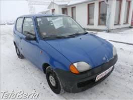 Fiat Seicento 0,9 i eko zaplacen , Auto-moto, Automobily  | Tetaberta.sk - bazár, inzercia zadarmo