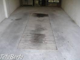 Prenajmem garáž s jamou v BA 2. , Reality, Garáže, parkovacie miesta  | Tetaberta.sk - bazár, inzercia zadarmo