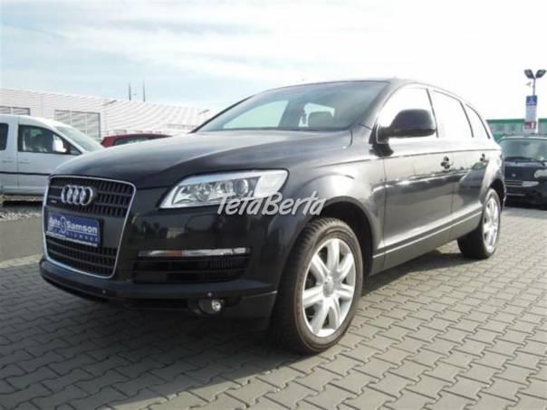 Audi Q7 3.0 TDi *GPS navi *VZDUCH*DPH*, foto 1 Auto-moto, Automobily   Tetaberta.sk - bazár, inzercia zadarmo