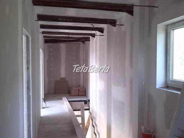 Sadrokartón - Suchá výstavba, foto 1 Dom a záhrada, Stavba a rekonštrukcia domu | Tetaberta.sk - bazár, inzercia zadarmo