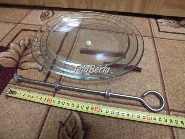 Predám trojitý tanier sklenený - etažérka., foto 1 Dom a záhrada, Vybavenie kuchyne | Tetaberta.sk - bazár, inzercia zadarmo