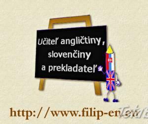 English and Slovak lessons, foto 1 Obchod a služby, Kurzy a školenia   Tetaberta.sk - bazár, inzercia zadarmo