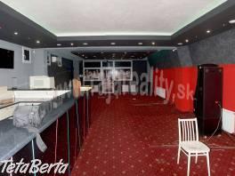 Zariadený bar - 140 m2