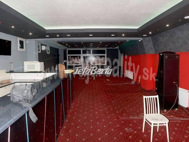 Zariadený bar - 140 m2, foto 1 Reality, Kancelárie a obch. priestory   Tetaberta.sk - bazár, inzercia zadarmo