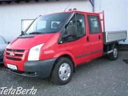 Ford Transit 2.4 TDCI 330M, 7 míst , Auto-moto, Automobily  | Tetaberta.sk - bazár, inzercia zadarmo