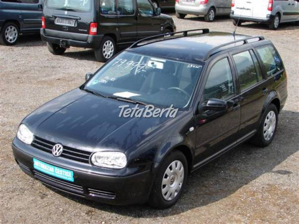 Volkswagen Golf 1.4 16V Comfortline KLIMA, foto 1 Auto-moto, Automobily | Tetaberta.sk - bazár, inzercia zadarmo