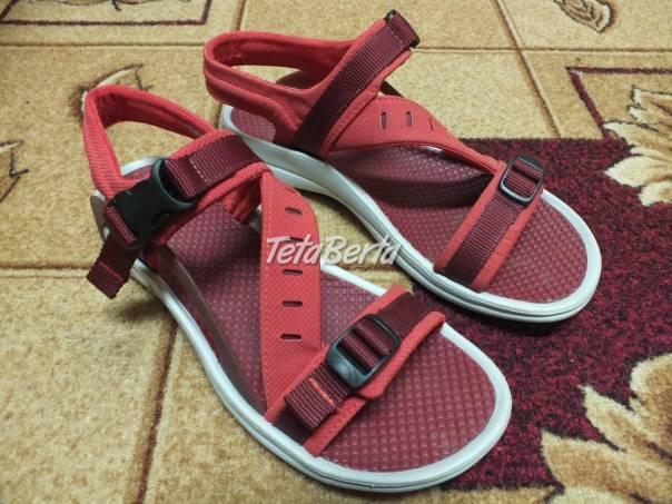Predám červené sandále. , foto 1 Pre deti, Detská obuv | Tetaberta.sk - bazár, inzercia zadarmo