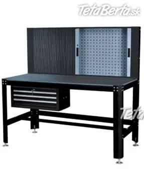 f42dd0b9aa4e Predám nový zabalený pracovný stol kovový s odkladacím priestorom ...