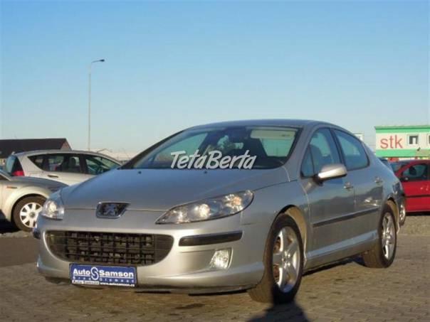 Peugeot 407 2.0 HDi *AUTOMAT*GPS NAVI*, foto 1 Auto-moto, Automobily   Tetaberta.sk - bazár, inzercia zadarmo