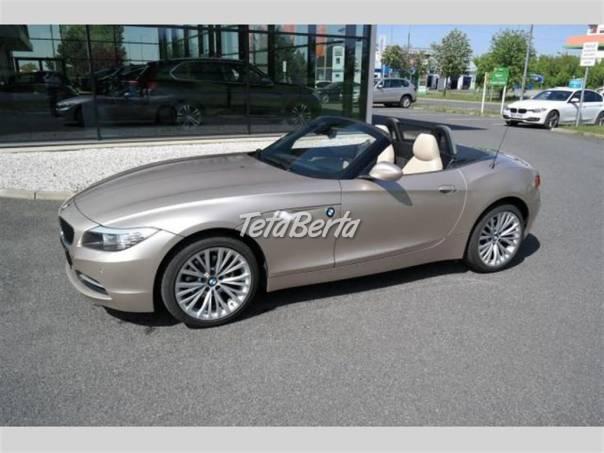 BMW Z4 sDrive20i JAKO NOVÉ, foto 1 Auto-moto, Automobily   Tetaberta.sk - bazár, inzercia zadarmo
