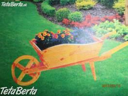 Dekoratívny furik na kvety do záhrady , Dom a záhrada, Záhradný nábytok, dekorácie  | Tetaberta.sk - bazár, inzercia zadarmo