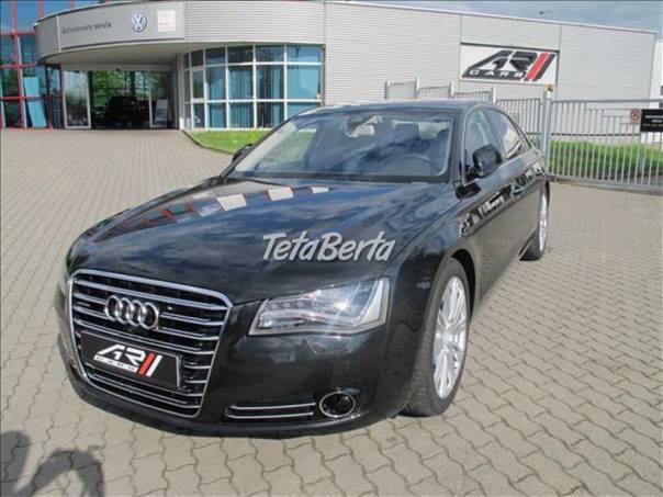 Audi A8 L 3.0 TDI quattro, max. výbava, foto 1 Auto-moto, Automobily | Tetaberta.sk - bazár, inzercia zadarmo