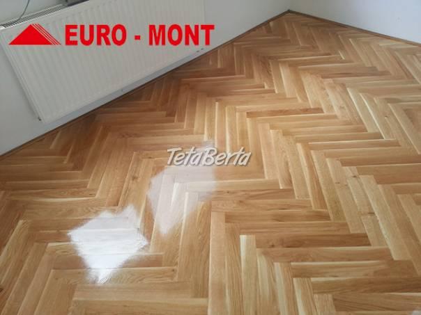 Renovácia drevených parkiet, foto 1 Dom a záhrada, Stavba a rekonštrukcia domu | Tetaberta.sk - bazár, inzercia zadarmo