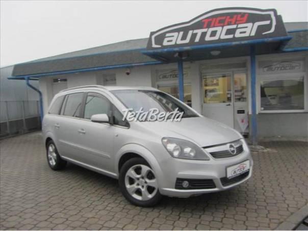 Opel Zafira 1.6 16V, Klima ,ESP, serviska, foto 1 Auto-moto, Automobily | Tetaberta.sk - bazár, inzercia zadarmo