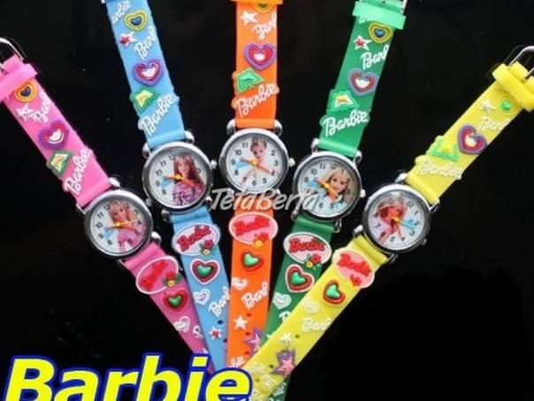 Pestrofarebné náramkové hodinky Barbie !, foto 1 Móda, krása a zdravie, Hodinky a šperky | Tetaberta.sk - bazár, inzercia zadarmo
