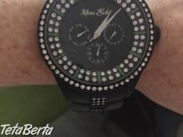 Predám pánske hodinky značky Marc ecko