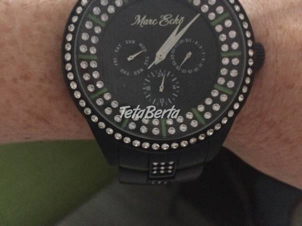 Predám pánske hodinky značky Marc ecko, foto 1 Móda, krása a zdravie, Hodinky a šperky | Tetaberta.sk - bazár, inzercia zadarmo