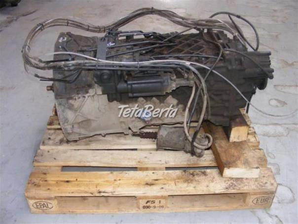 ZF 16 EcoSplit, foto 1 Auto-moto | Tetaberta.sk - bazár, inzercia zadarmo