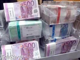 Pôžičky od 3 000 do 10 000 000 EUR , Obchod a služby, Financie  | Tetaberta.sk - bazár, inzercia zadarmo