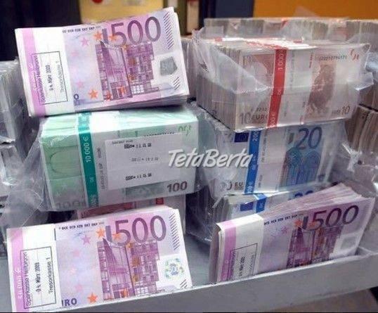 Pôžičky od 3 000 do 10 000 000 EUR, foto 1 Obchod a služby, Financie | Tetaberta.sk - bazár, inzercia zadarmo