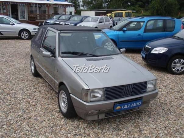 Fiat Uno 1,0 CABRIOLET, foto 1 Auto-moto, Automobily | Tetaberta.sk - bazár, inzercia zadarmo