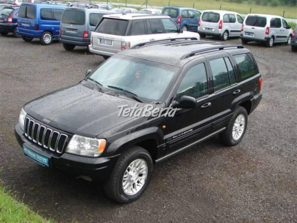 Jeep Grand Cherokee 2.7 CRD Limited, foto 1 Auto-moto, Automobily | Tetaberta.sk - bazár, inzercia zadarmo