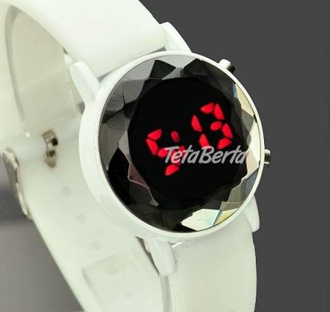 LED digitálne hodinky !, foto 1 Móda, krása a zdravie, Hodinky a šperky | Tetaberta.sk - bazár, inzercia zadarmo